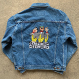 Vintage Cartoon Network Denim Jacket - L