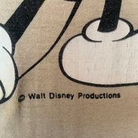 "Vintage Mickey Mouse ""Walt Disney Productions"" Shirt - L"