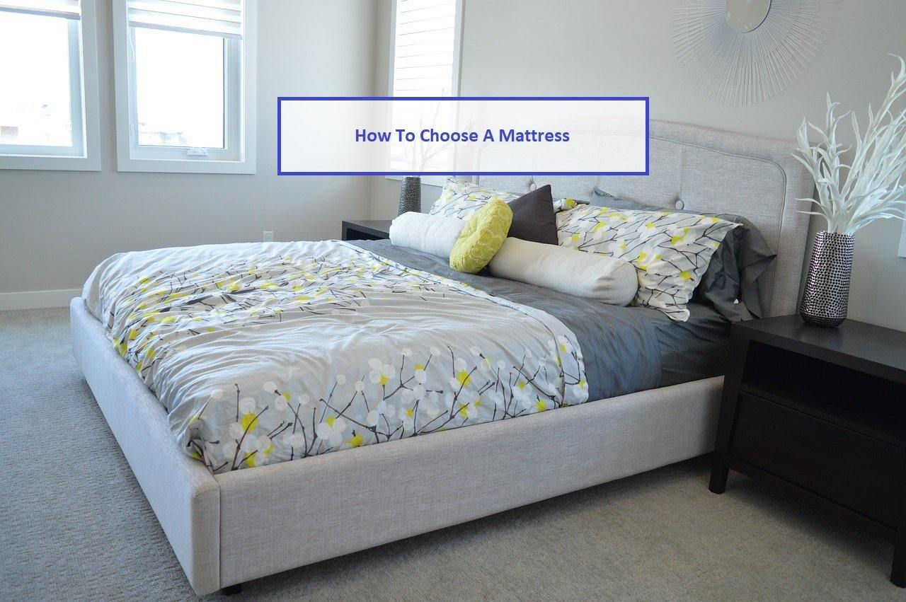 how to choose a mattress