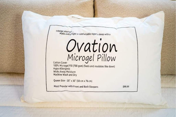 Best Pillow for Front or Stomach Sleepers