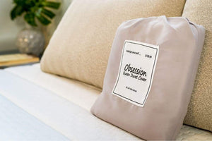 Duvet Cover-Grey