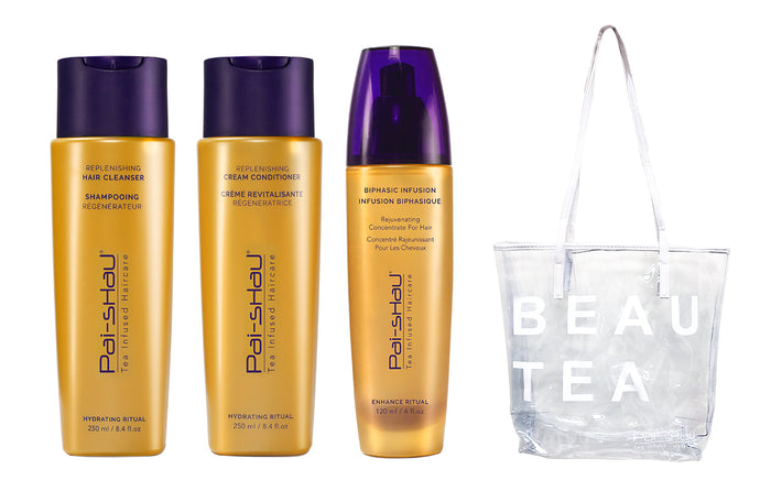 Rou*TEA*ne Set - Pai-Shau