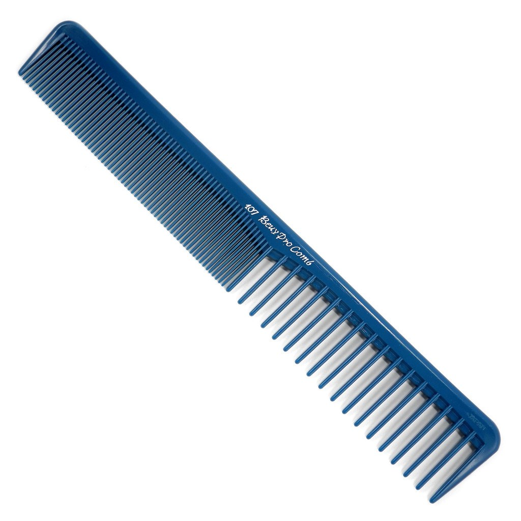 Beuy Pro 107 Combs Beuy Pro Blue