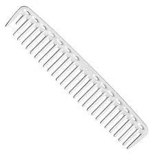 YS Park 452 Gentle/ Wide teeth Combs YS Park White