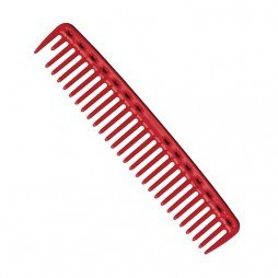 YS Park 452 Gentle/ Wide teeth Combs YS Park red