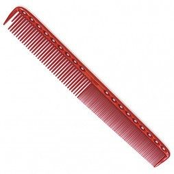 YS Park 335 Long Fine/Medium Combs YS Park Red