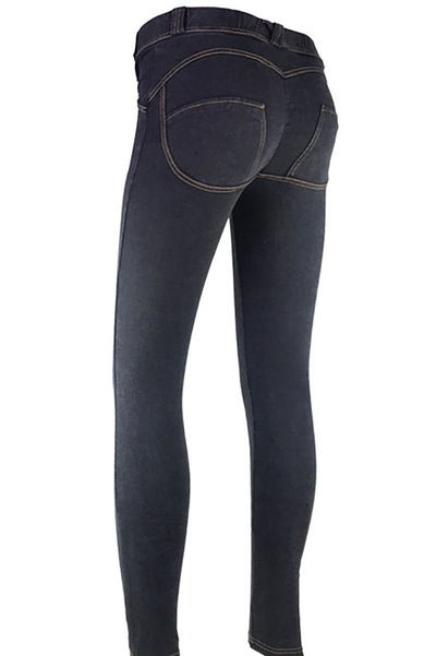 Low Waist Push Up Jeans