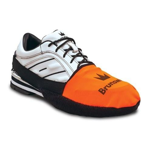 Brunswick Shoe Slider Neon Orange-BowlersParadise.com