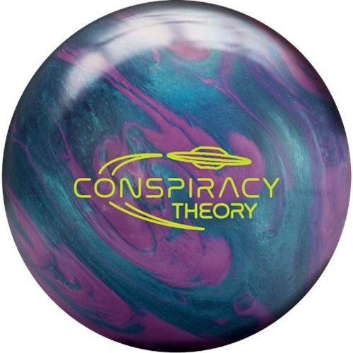 Radical Conspiracy Theory Bowling Ball-BowlersParadise.com