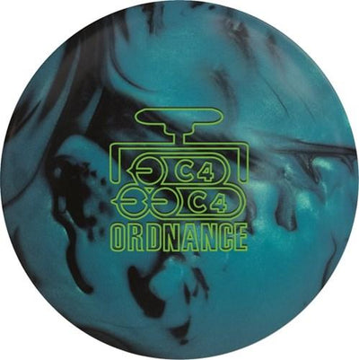 900Global Ordnance C4 Bowling Ball