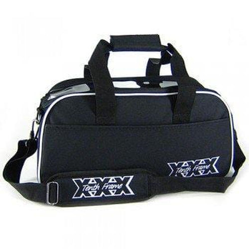 Shop for Tenth Frame Boost Black Double Bowling Tote from BowlersParadise