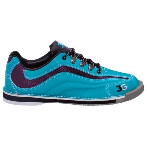 3G Womens Sport Ultra Teal Purple Right Hand