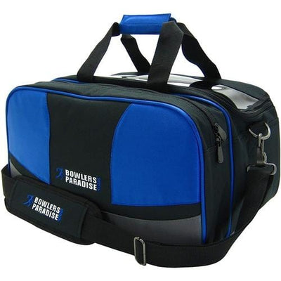 BowlersParadise.com Double Tote Plus Bowling Bag-BowlersParadise.com