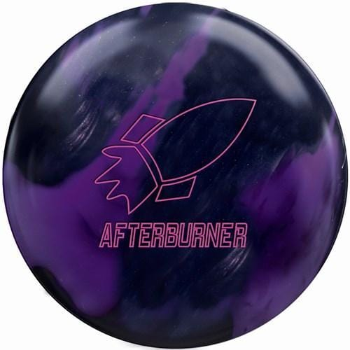900Global Afterburner Black/Purple Hybrid Bowling Ball - PRE-ORDER SHIPS FRI, AUG 28-BowlersParadise.com