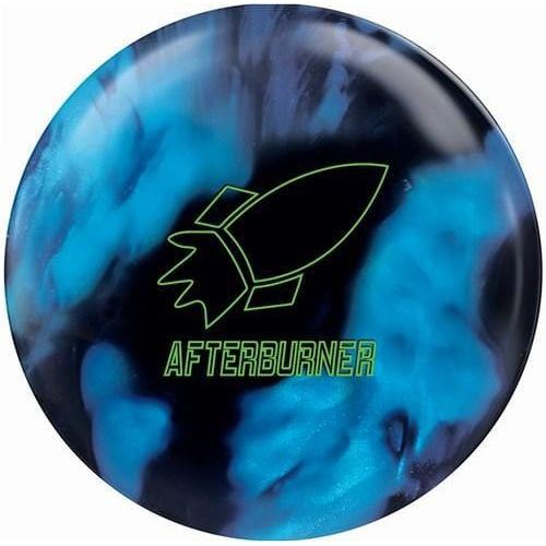 900Global Afterburner Blue/Black Hybrid Bowling Ball - PRE-ORDER SHIPS FRI, AUG 28-BowlersParadise.com
