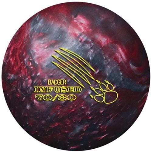 900Global Badger Infused Bowling Ball