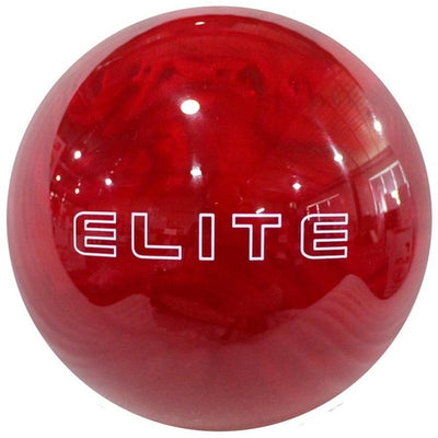 Elite Star Red Pearl Bowling Ball
