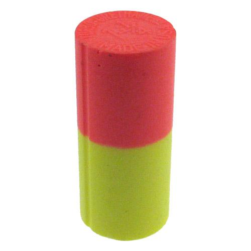 Turbo Duo-Color Urethane Thumb Solid - Yellow Orange-BowlersParadise.com