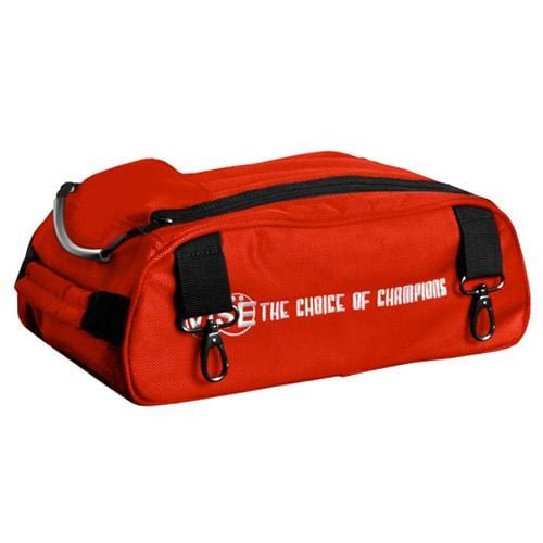 Vise 2 Ball Add-On Shoe Bag Red-BowlersParadise.com