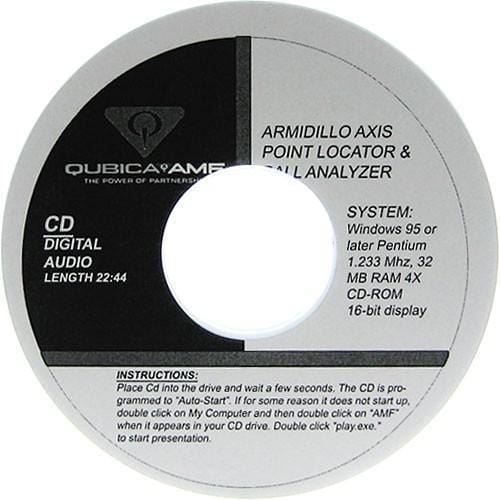 AMF Armadillo Ball Analyzer CD