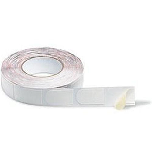 AMF Bowlers Tape 3//4 White 500-piece Roll