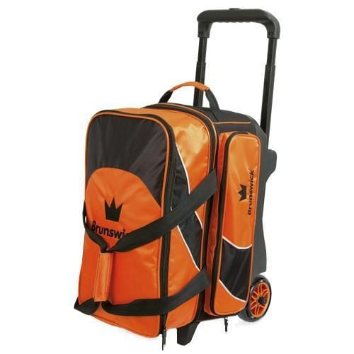 Brunswick Edge Double Roller Orange