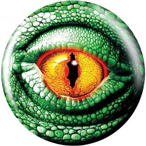 Brunswick Lizard Eye Glow Viz-A-Ball Bowling Ball