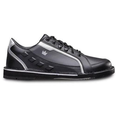 Brunswick Mens Punisher Right Hand Black Silver