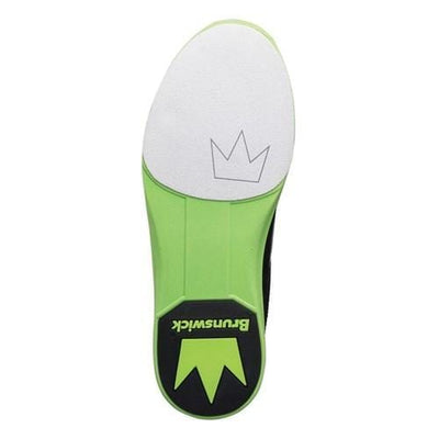 Brunswick Mens Renegade Black Neon Green