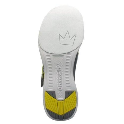 Brunswick Mens Slingshot Grey Yellow