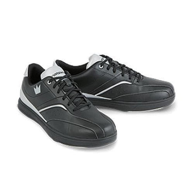 Brunswick Mens Vapor Black Silver