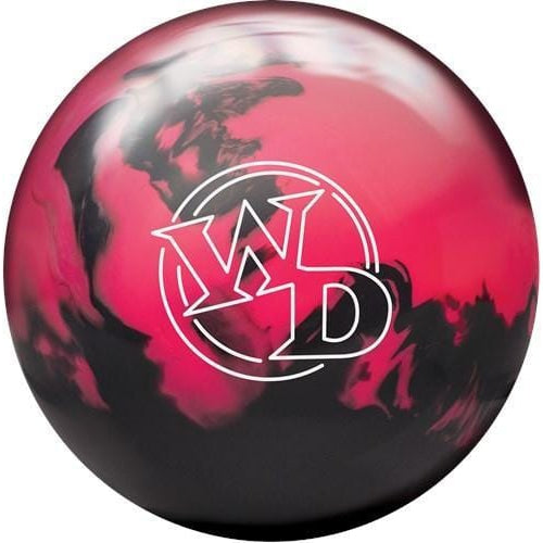 Columbia 300 White Dot Pink/Black Bowling Ball-BowlersParadise.com