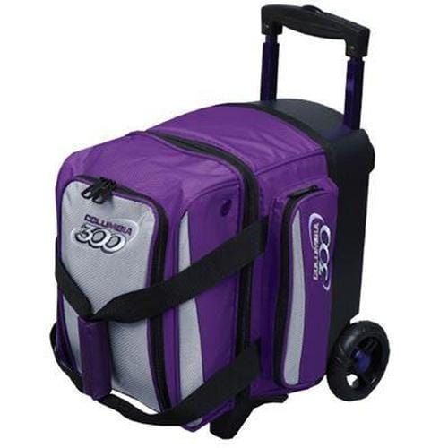 Columbia Icon Single Roller Purple Silver