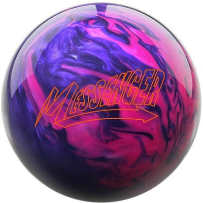 Columbia Messenger Pink Purple Bowling Ball