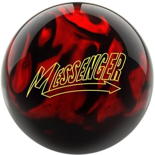 Columbia Messenger Red Black Bowling Ball