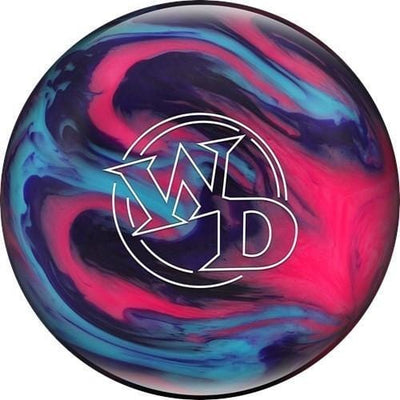 Columbia White Dot Cotton Candy Bowling Ball