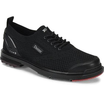 Dexter Mens THE 9 ST Black Wide-BowlersParadise.com