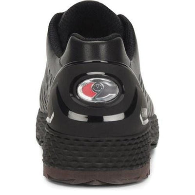 Dexter Mens THE C9 Lazer Black Wide Bowling Shoes-BowlersParadise.com