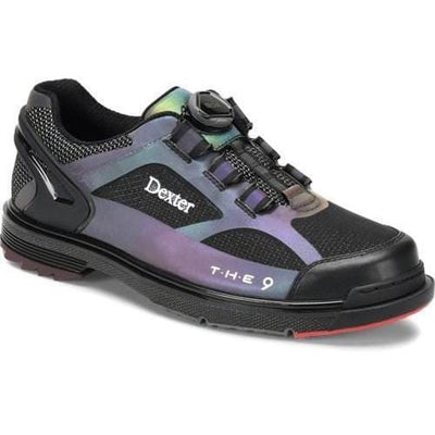 Dexter THE 9 HT BOA Black Colorshift Unisex Wide-BowlersParadise.com