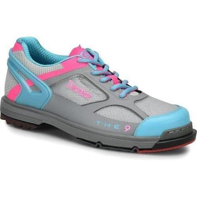 Dexter Womens THE 9 HT Grey Blue Pink