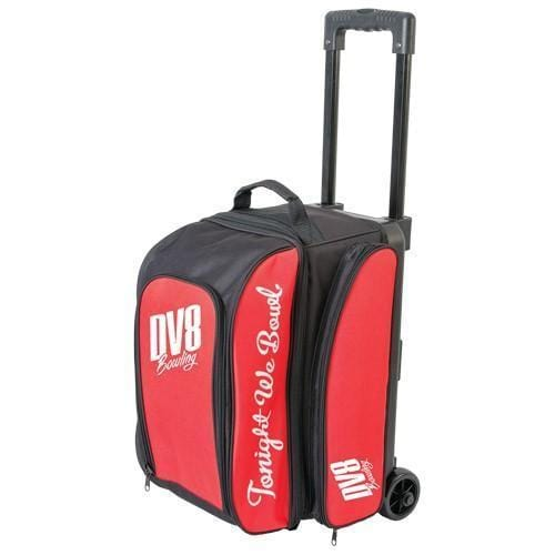 DV8 Freestyle Double Roller Red