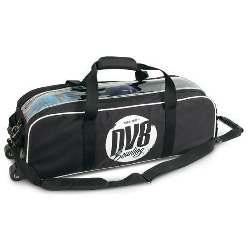 DV8 Tactic Triple Tote Black