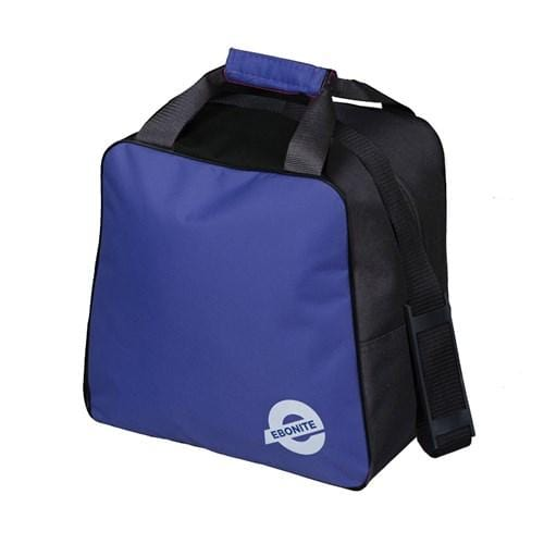 Ebonite Rec Single Tote Royal Bowling Bag-BowlersParadise.com