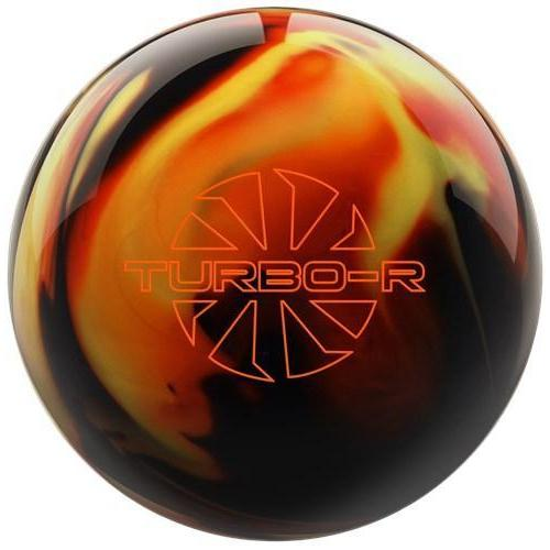 Ebonite Turbo/R Black Copper Yellow