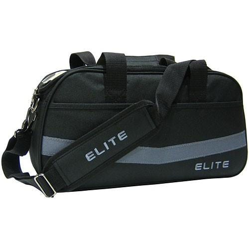 Elite 2 Go Tote Clear Black Grey
