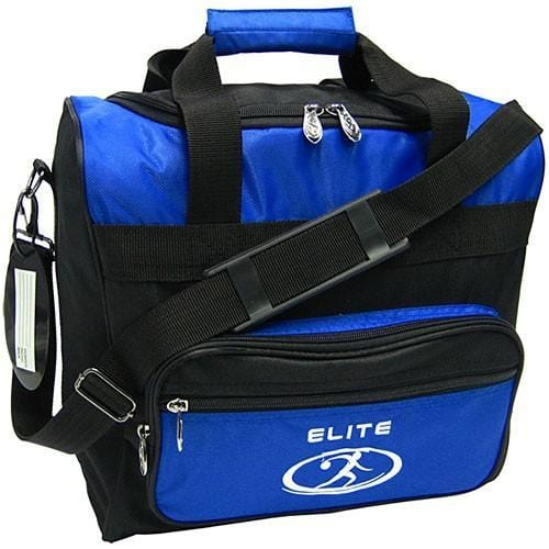 Elite Impression Single Tote Blue