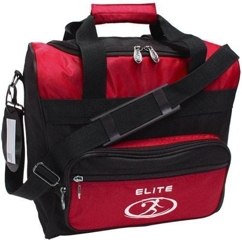 Elite Impression Single Tote Red