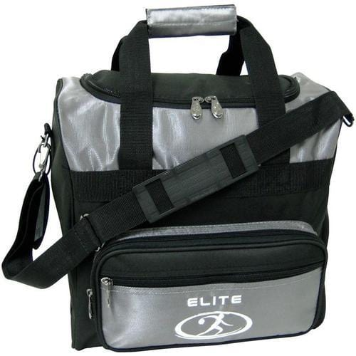 Elite Impression Single Tote Silver