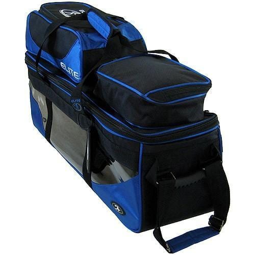 Elite SE Triple Tote Plus Royal Blue