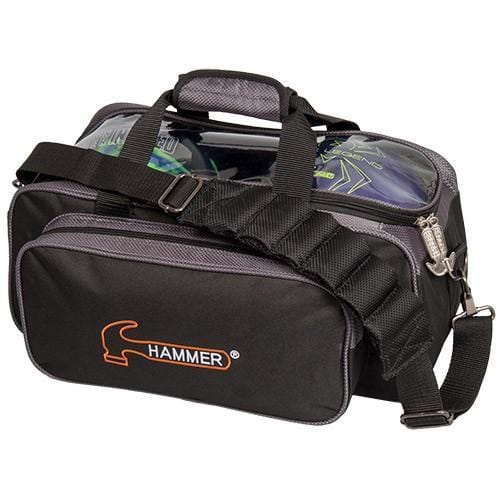 Hammer Double Tote Black Carbon